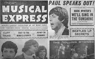 Paul McCartney Interview New Musical Express 6 16 1966