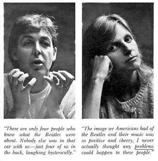 Paul McCartney Interview: Playboy magazine, December 1984