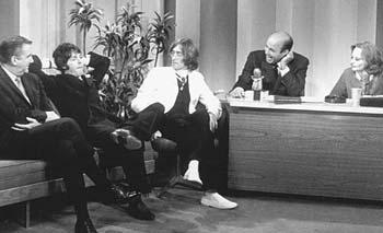 John Lennon & Paul McCartney Interview: The Tonight Show